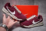 Кроссовки мужские Nike Apparel, бордовые (13155) размеры в наличии ► [  42 43 44  ], фото 2