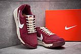 Кроссовки мужские Nike Apparel, бордовые (13155) размеры в наличии ► [  42 43 44  ], фото 3