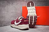 Кроссовки мужские Nike Apparel, бордовые (13155) размеры в наличии ► [  42 43 44  ], фото 4