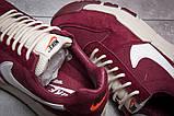 Кроссовки мужские Nike Apparel, бордовые (13155) размеры в наличии ► [  42 43 44  ], фото 6