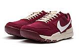 Кроссовки мужские Nike Apparel, бордовые (13155) размеры в наличии ► [  42 43 44  ], фото 7