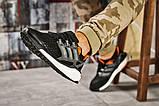 Кроссовки мужские Adidas Ultra Boost, черные (13823) размеры в наличии ► [  42 43 44  ], фото 5