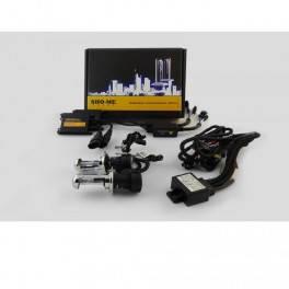 Комплект биксенона Sho-Me Slim 4300K, фото 2