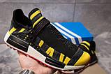Кроссовки мужские Adidas Pharrell Williams, черные (14923) размеры в наличии ► [  41 42 43 44 45  ], фото 2
