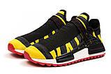 Кроссовки мужские Adidas Pharrell Williams, черные (14923) размеры в наличии ► [  41 42 43 44 45  ], фото 7
