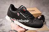 Кроссовки мужские Reebok Classic, черные (15182) размеры в наличии ► [  42 43 44 45 46  ], фото 2