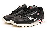 Кроссовки мужские Reebok Classic, черные (15182) размеры в наличии ► [  42 43 44 45 46  ], фото 7