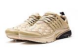 Кроссовки женские Nike Air Presto, бежевые (11077) размеры в наличии ► [  36 38 39 41  ], фото 7