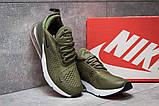 Кроссовки мужские Nike Air 270, хаки (14534) размеры в наличии ► [  41 42  ], фото 3