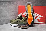 Кроссовки мужские Nike Air 270, хаки (14534) размеры в наличии ► [  41 42  ], фото 4