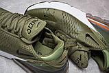 Кроссовки мужские Nike Air 270, хаки (14534) размеры в наличии ► [  41 42  ], фото 6