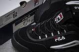 Кроссовки мужские  Fila Disruptor 2, черные (14571) размеры в наличии ► [  40 42  ], фото 6
