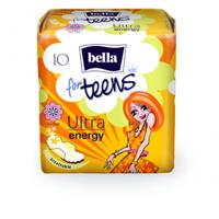 "Прокладки гигиенические ""BELLA"" for teens Ultra Energy №10"