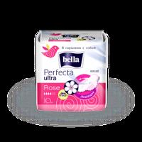 """Прокладки гигиенические """"BELLA"""" Perfecta Ultra Rose №10"""