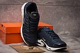 Кроссовки мужские Nike Tn Air, темно-синие (15044) размеры в наличии ► [  43 44 45  ], фото 3