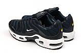 Кроссовки мужские Nike Tn Air, темно-синие (15044) размеры в наличии ► [  43 44 45  ], фото 8