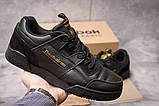 Кроссовки мужские Reebok Classic, черные (15275) размеры в наличии ► [  42 43 44 46  ], фото 2