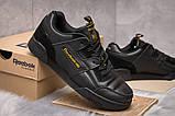 Кроссовки мужские Reebok Classic, черные (15275) размеры в наличии ► [  42 43 44 46  ], фото 5