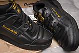 Кроссовки мужские Reebok Classic, черные (15275) размеры в наличии ► [  42 43 44 46  ], фото 6