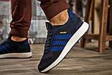 Кроссовки мужские Adidas Iniki, темно-синие (15332) размеры в наличии ► [  43 44 45 46  ], фото 4