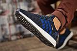 Кроссовки мужские Adidas Iniki, темно-синие (15332) размеры в наличии ► [  43 44 45 46  ], фото 5