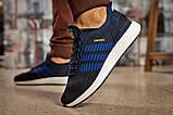 Кроссовки мужские Adidas Iniki, темно-синие (15332) размеры в наличии ► [  43 44 45 46  ], фото 6