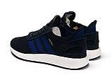 Кроссовки мужские Adidas Iniki, темно-синие (15332) размеры в наличии ► [  43 44 45 46  ], фото 8