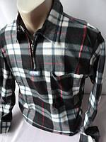 Купить дёшево мужские рубашки в клетку. , фото 1