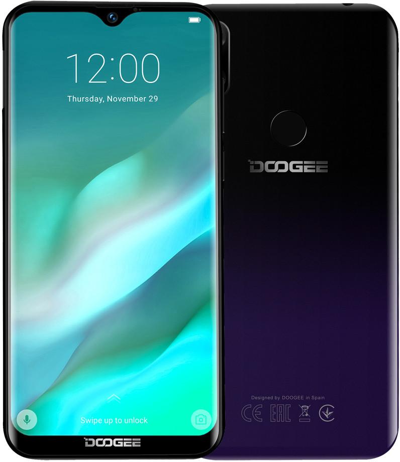 Doogee Y8 | Фіолетовий | 3/16Гб | 4G/LTE | Гарантія