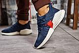 Кроссовки мужские Adidas AlphaBounce Instinct, темно-синие (15411) размеры в наличии ► [  42 43 44 45  ], фото 4