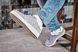 Кроссовки женские Adidas Topanga, серые (15462) размеры в наличии ► [  36 37  ], фото 5