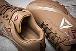 Кроссовки мужские Reebok  H2o Drain, коричневые (12115) размеры в наличии ► [  41 43 44 45  ], фото 6