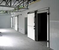 Двери откатные   для морозильных камер