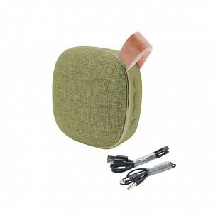 Колонка HOCO BS9 Light textile Green