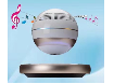 Мини-динамик Bluetooth ATICO ORIGINAL (левитирующий шар)