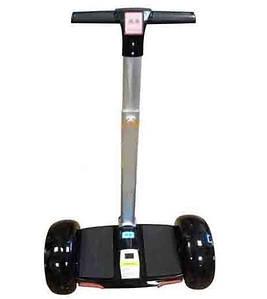 Гироскутер SC12 Smart Balance Wheel 10 black (c T ручкой) (Original battery) Уценка