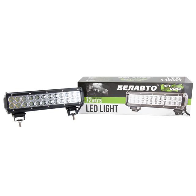 Светодиодные фары LED балки -люстры Белавто