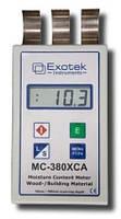 EXOTEK MC-380XCA Професійний вологомір деревини та будматеріалів MC-380XCA