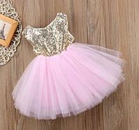 Очень красивое нарядное модное платье детское