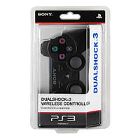 Беспроводной джойстик геймпад Dualshock 3 Sony Playstation PS3(BLACK)