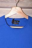 Кофта мужская Massimo Dutti 0918/211 blue размер XL, фото 2