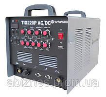 Аппарат TIG-220P AC/DC для аргонодуговой сварки