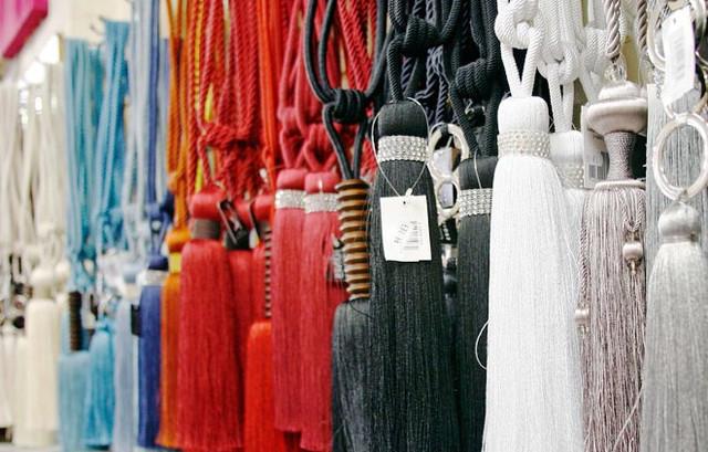 Купить украшения для штор в Киеве. Выбираем аксессуары