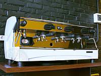 Профессиональная кофеварка Rancilio Millenium (3 группы, полуавтомат)