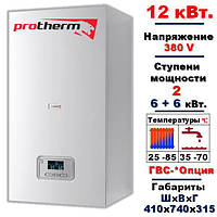 Котел электрический настенный-Protherm,Ray (Скат) 12KE/14 ,мощность-12 кВт.