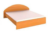Кровать двуспальная КР-3 (мебель для гостиниц)