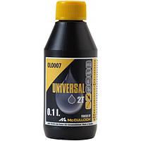 Масло для 2-х тактных двигателей Universal бездымное, 0,1л.