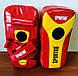 Пады для тайского бокса (муай тай), ПВХ., фото 5