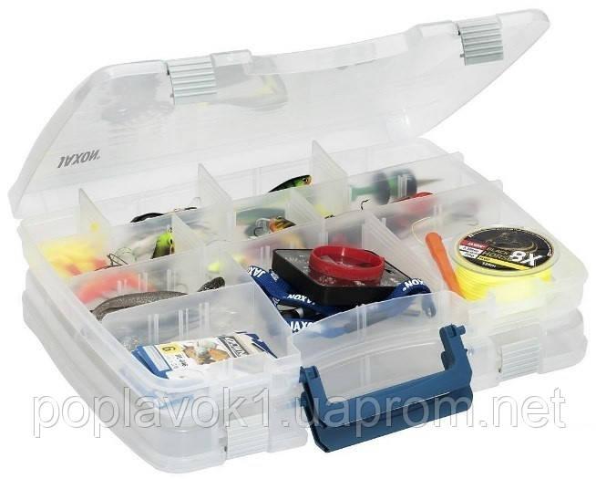 Коробка двойная Jaxon RH-308 38x28x11см