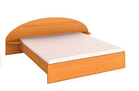 Кровать двуспальная КР-4 (мебель для гостиниц)